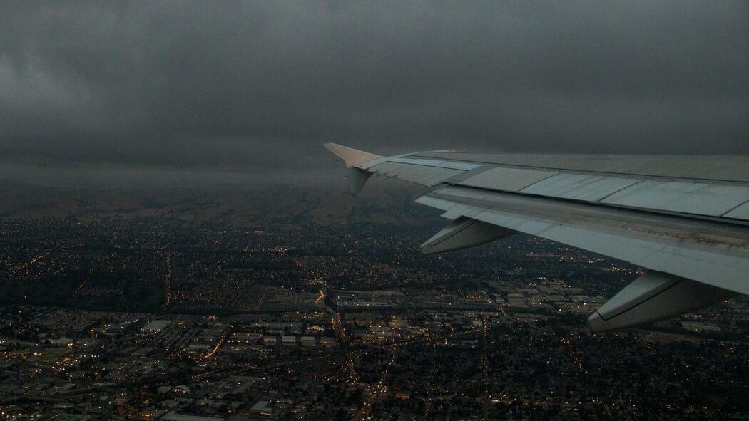 Flugreise Matherätsel