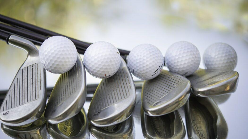 Golf Ausrüstung Rätsel