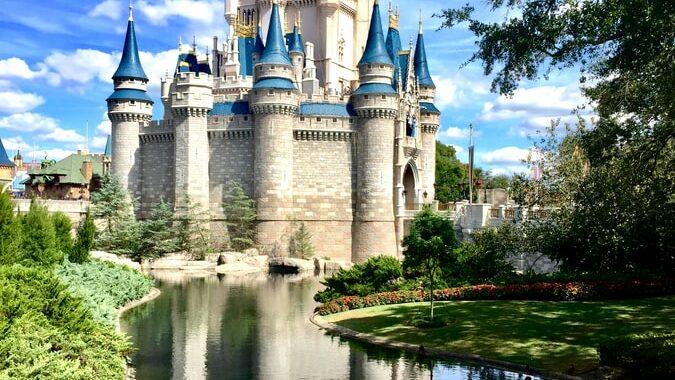 Titelbild Prinzessin Schloss
